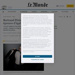 Bertrand Périer: «Le grand oral est une épreuve d'égalité des chances»