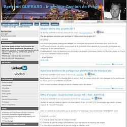 Bertrand GUERARD - Ingénieur Gestion de Projet