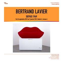 Bertrand Lavier, depuis 1969