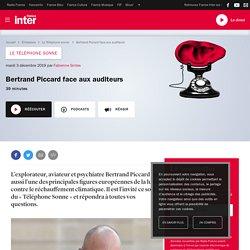 5-Bertrand Piccard face aux auditeurs