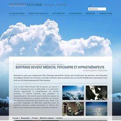 Bertrand Piccard - Médecin psychiatre