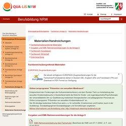 Berufsbildung NRW