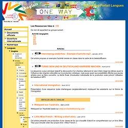 Besançon Portail Langues - Bullying