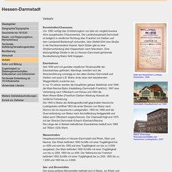 Multimedia-Beschreibungen zu Hessen-Darmstadt aus HGIS Germany (Historisches GIS Deutschland 1820-1914)