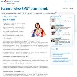 Formule futée pour parents