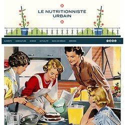 Pas besoin d'être Martha - Le nutritionniste urbain