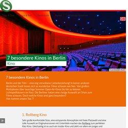 7 besondere Kinos in Berlin - Was hast du vor - Ausflüge in Berlin und Umland