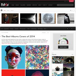 The Best Albums Covers of 2014
