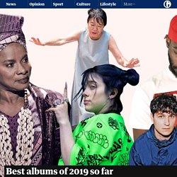 Best albums of 2019 so far