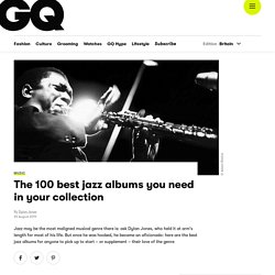 Best jazz albums: our totally subjective top 100
