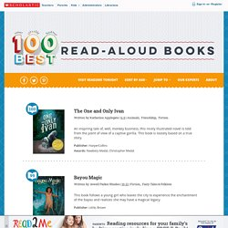 100 Best Read-Aloud Books - Scholastic