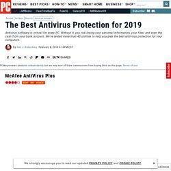 The Best Antivirus for 2014