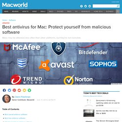 Best antivirus for Mac 2019: Reviewed and rated