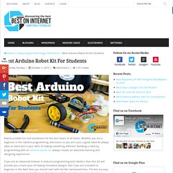 Best Arduino Robot Kit For Students
