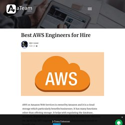 Choose Best AWS Engineers for Hire