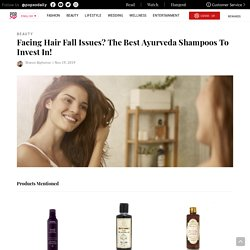 Best Ayurvedic Shampoos