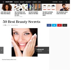 Best Beauty Tips - Beauty Advice - Beauty Secrets