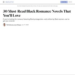30 Best Black Romance Novels to Read in 2020