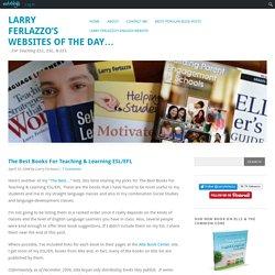 The Best Books For Teaching & Learning ESL/EFL
