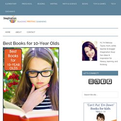 Best Books for 10-Year Olds