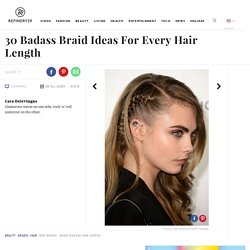 Best Braids - Braid Ideas By Hair Length