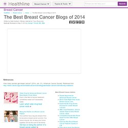 The 21 Best Breast Cancer Blogs of 2014