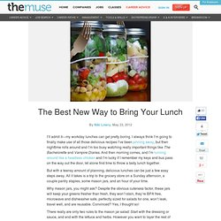 The Best New Way to Bring Your Lunch