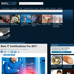 Best IT Certifications 2015 - In Demand Certifications