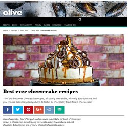 14 Best Cheesecake Recipes - olive