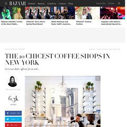 Best Coffee Shops in New York City - New York Coffee