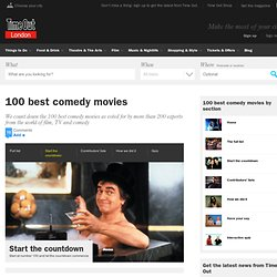 100 Best Comedy Movies - Film