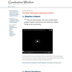 collection of valedictory address A valedictory is a speech expressing farewell, as at a school graduation the adjective valedictory relates to saying good-bye, but almost always refers to a speech or address.