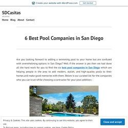 6 Best Pool Companies in San Diego