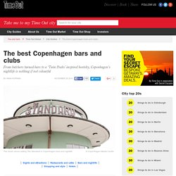 Best Copenhagen bars and clubs