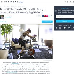 The 10 Best Cycling Workouts on YouTube
