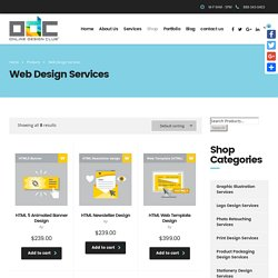 Get Web Design Services only at Online Design Club