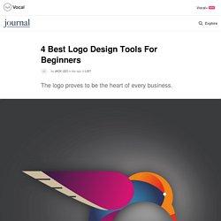 4 Best Logo Design Tools For Beginners