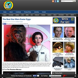 The Best Star Wars Easter Eggs «furiousfanboys.com