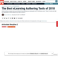 The Best eLearning Authoring Tools of 2017