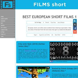 Best European Short Films 1