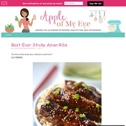 Best-Ever Sticky Asian Ribs