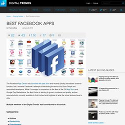 The Best Facebook Apps - Flock