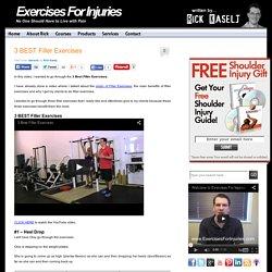 3 BEST Filler Exercises