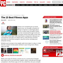 The 25 Best Fitness Apps - Mobile App Reviews