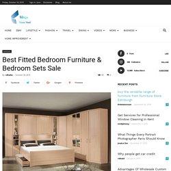 Best Fitted Bedroom Furniture & Bedroom Sets Sale