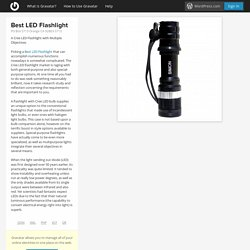 Best LED Flashlight, PO Box 5713 Orange CA 92863-5713 - Gravatar Profile