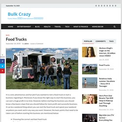 Best Food Trucks Tips You Will Read This Year
