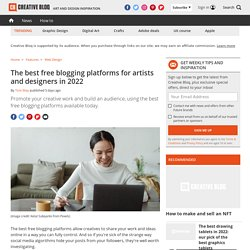 The best free blogging platforms in 2020