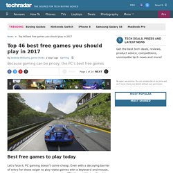 Top 50 best free games you should play today