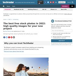The best free stock photos 2020